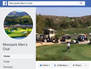 Men's Club Facebook Page